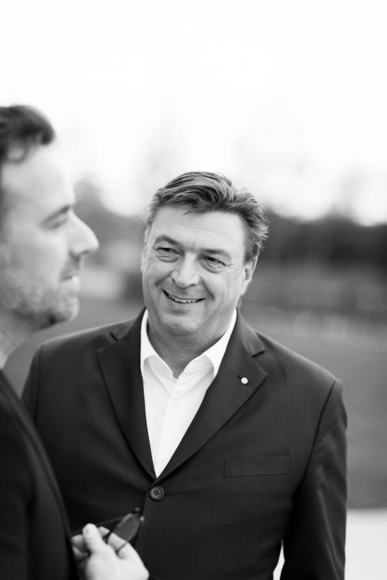 VW Wolfsburg Ralf Heuel und Lutz Kothe