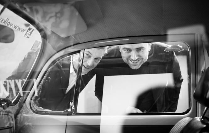 VW Wolfsburg Lutz Kothe und Ralf Heuel