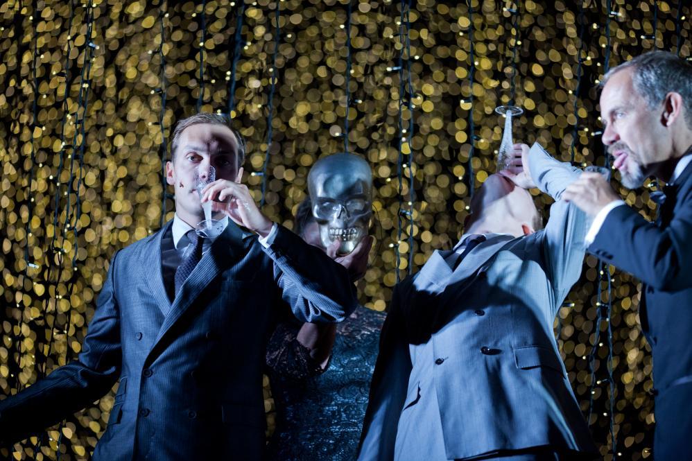 Die Tragödie von Romeo und Julia, Thalia Theater, Regie Jette Steckel