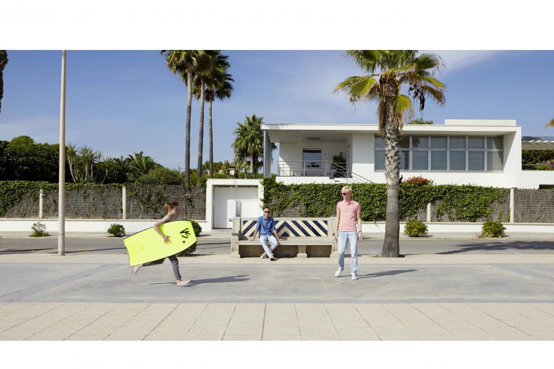 Steffen Kratz, Wolfram Saathoff, Haus am Meer